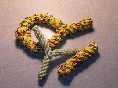 Braided ropes