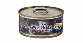 Wellkiss for cats with chicken and rabbit